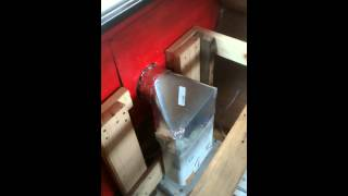 l5 ecotemp tankless water heater indoors