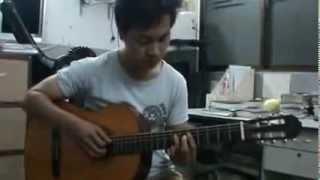 đêm-m4u (guitar by Đức Trọng) - YouTube.FLV