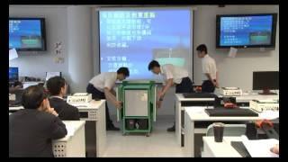 宣道會陳朱素華紀念中學﹣環保節能雙用冰箱part1