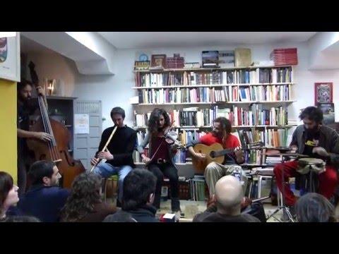 """Concierto del grupo Azafrán en Bilbao - Tema: """"Stankena"""" - 20/02/2016"""