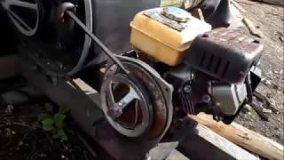 Самое необычное использование барабана от стиральной машины