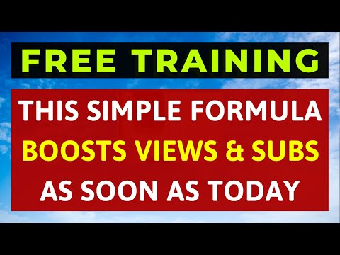 How to TRICK The Youtube Algorithm & Hack your Way to MORE Views and Subscribers for FREE [PART 2]