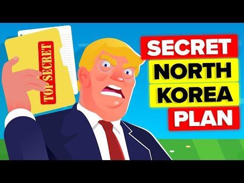 Secret US Plan To Crush North Korea