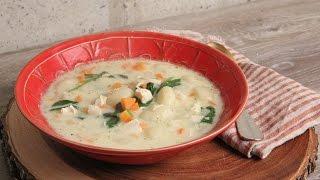 Chicken & Gnocchi Soup Recipe | Episode 1129