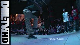 Juste Debout Poland 2012 Hip Hop Battle Finals (DIIL.TV HD)