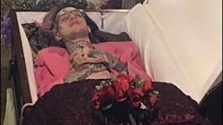 Lil peep died from fake Xanax