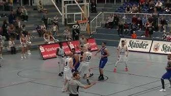 2.Basketball Bundesliga ProB Nord 17/18 ETB Wohnbau Baskets Essen - VfL SparkassenStars Bochum