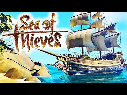 JE SUIS UN PIRATE !   Sea of Thieves