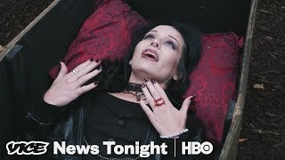 What It's Like To Live In A Coffin For 30 Hours (HBO)