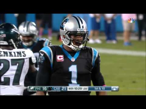 Cam Newton 2015-2016 MVP Highlights