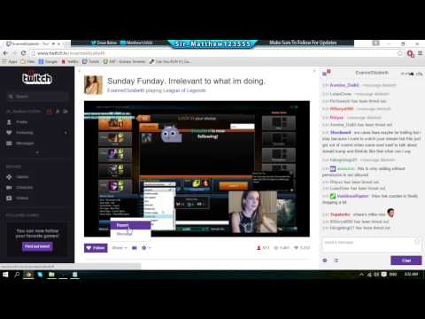 EvanneElizabeth Twitch Mods Ban Everyone For Speaking Out!