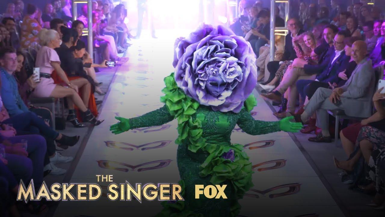 Masked Singer Reveals Season 2 Costumes at Fashion Show