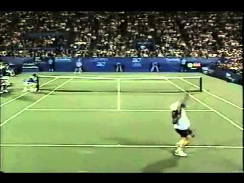 Tribute to Jim Courier
