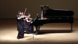 Y.Bowen : Viola Sonata No. 1 in C minor, Op. 18 〜1st movement / Yumiko Yamamoto