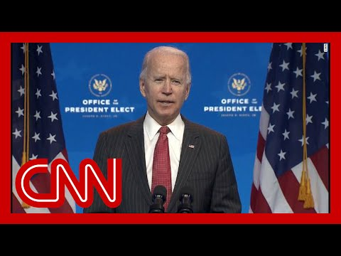 Electoral College formally affirms Biden's presidential win