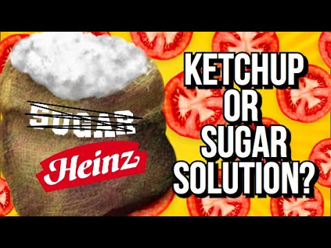 WHAT YOU NEED TO KNOW ABOUT HEINZ KETCHUP!!!! SHOCKING!!!!!!