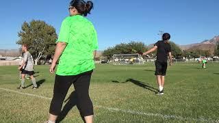 KRV Soccer 2018 U12 Limesteins Game 3 Quarter 1 vs. Silver Bullets