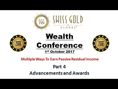 SGG Conference Oct 2017   Rank Advancements