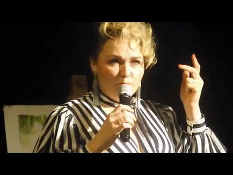 Надежда Ангарская рассказала как лакомилась жирной бараниной