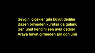 Enbe Orkestrası Ft  İlyas Yalçıntaş   Olmazsa Olmazımsın Lyrics Video