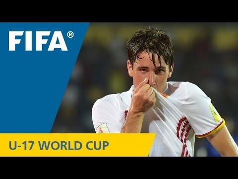 Match 40: France v Spain – FIFA U-17 World Cup India 2017