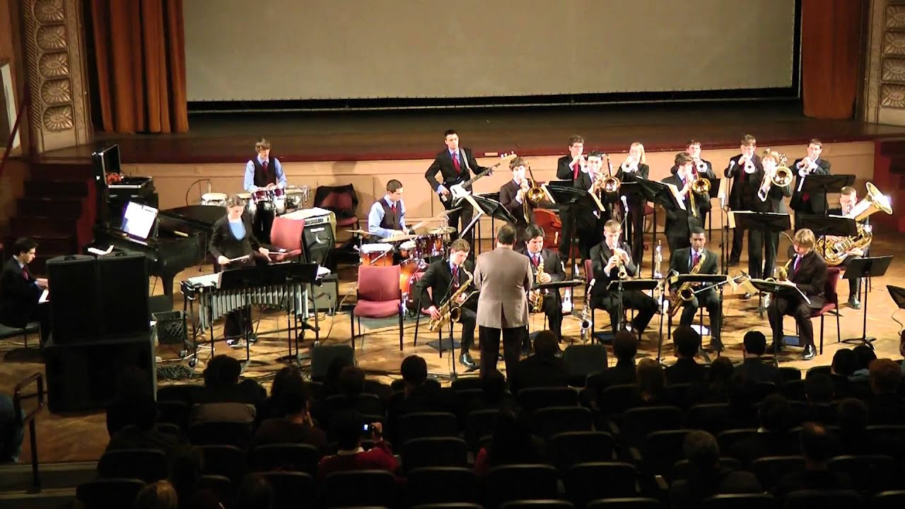 A GAME OF INCHES by Gordon Goodwin * Tbilisi Big Band ...
