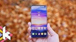 Galaxy S10 - Lohnt es sich 2020 noch?