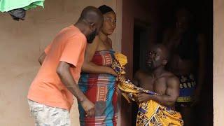 OMG chief imo and sister maggi on rampage with their senior brother - wahala Chief Imo Comedy