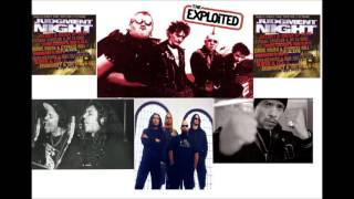 Disorder (EXPLOITED songs medley) performed by SLAYER & Ice-T