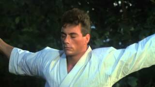 Jean Claude van Damme and Volvo song in Bloodsport! (part 1)