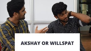Sugi Vijay   TikTok Fame First  Nteview Part 3  Akshay Or Willspat
