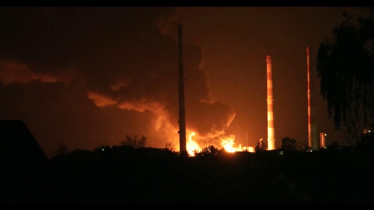 Vohburg Explosion