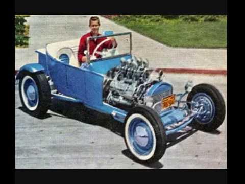 Ronny & The Daytonas - Bucket T - 1964 45rpm