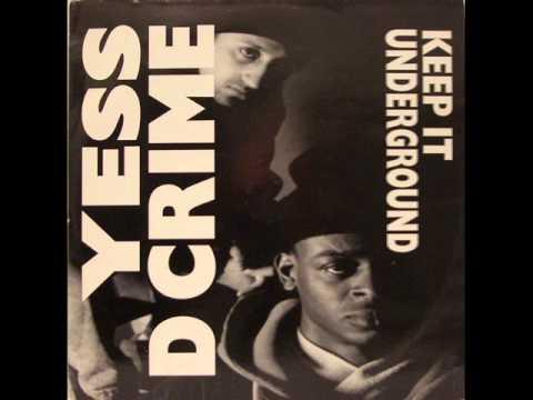 """YESS & D CRIME ♫ """"RECOGNISE"""" ♫ RANDOM RAP ♫ 1994, UK."""