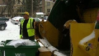 Waste Management CEO on Nancy Pelosi 'crumbs' comments