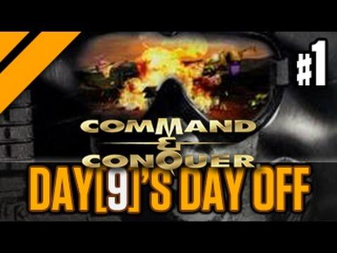 Day[9]'s Day Off Original Command & Conquer P1