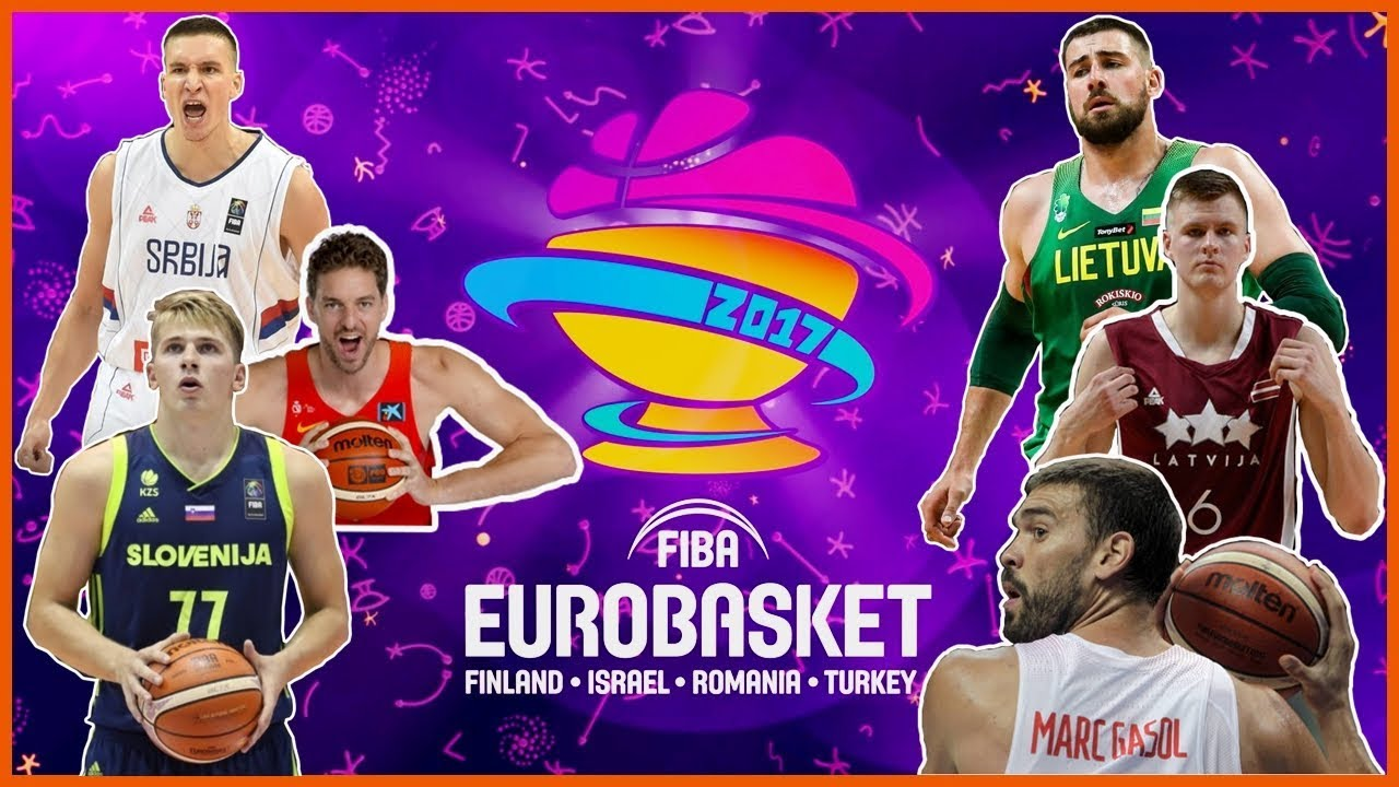 Eurobasket Calendario.Eurobasket 2017 Informacion Grupos Calendario Tv Espana Mis Favoritas