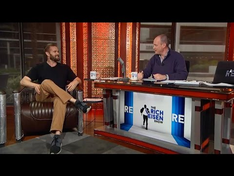 "Actor Garret Dillahunt Discusses Movie ""Just Before I Go"" on The RE Show - 4/22/15"