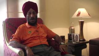 How Milkha Singh became the