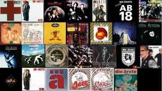 30 Jahre Die Ärzte - Alle Alben
