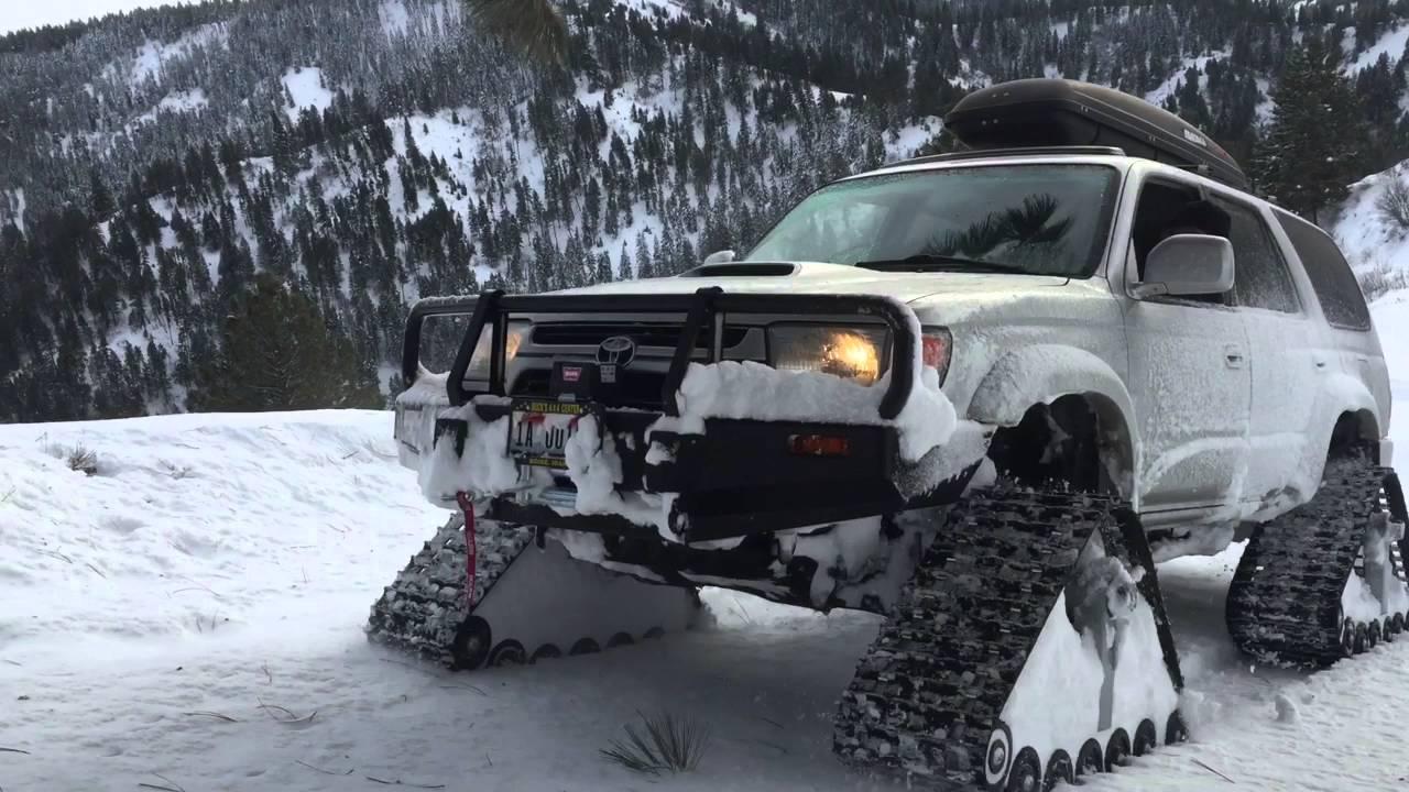 Toyota On Tracks Youtube