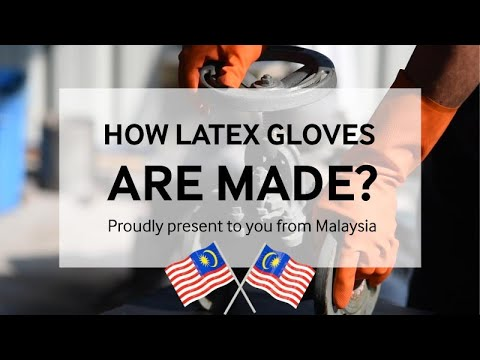 Malaysia Rubber Gloves Manufacturer | Nastah Industries Sdn Bhd