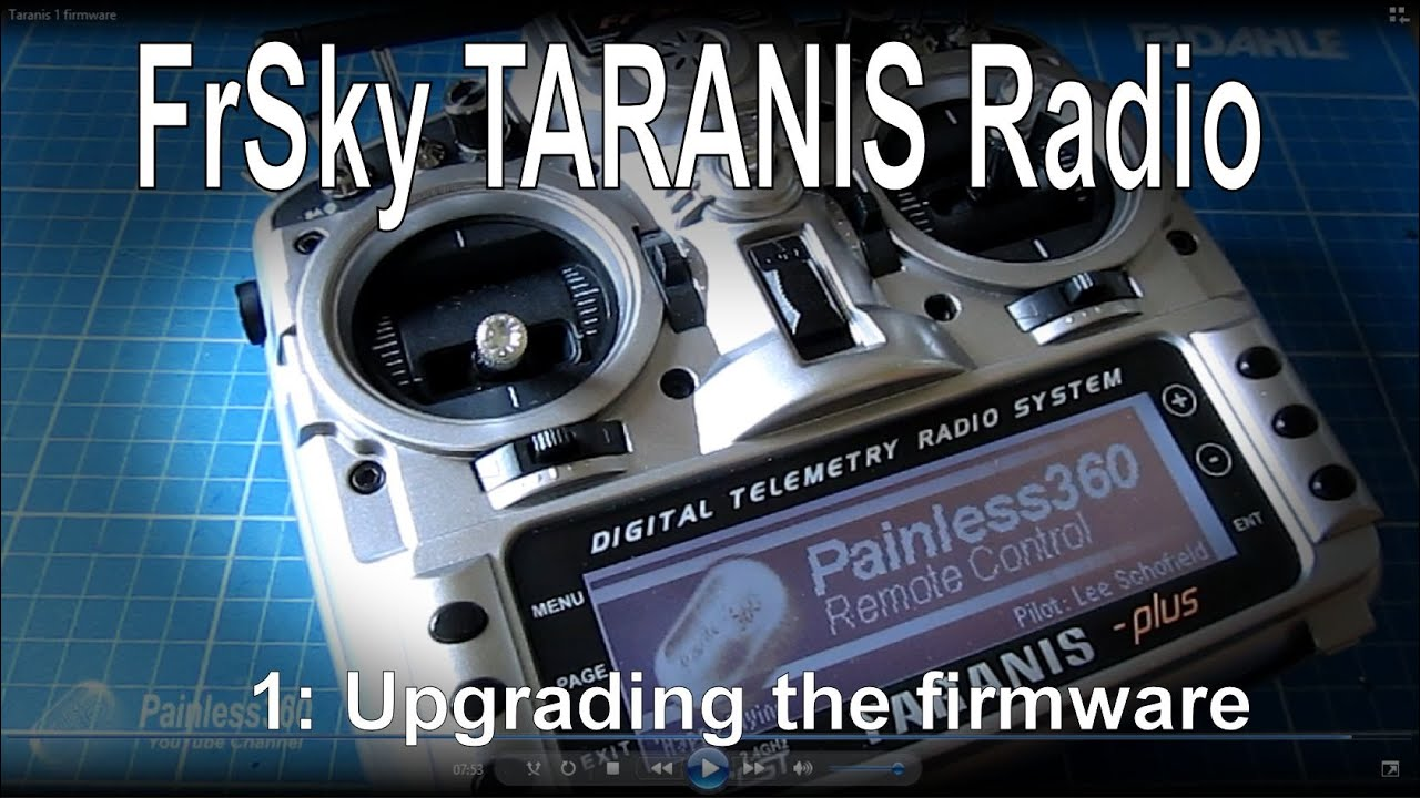 Taranis firmware