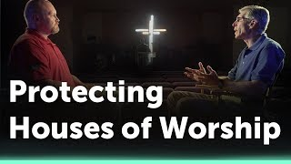 How This Man Works To Stop Church Shootings For Good