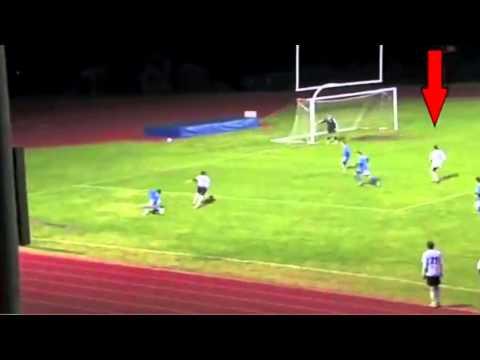 Cameron Smoller Soccer Highlights