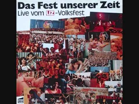 V.A. - Das Fest unserer Zeit, Live vom UZ-Pressefest der DKP (1977)