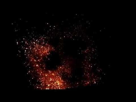 Mt Yasur - Exploding Vulcano on Vanuatu island Tanna