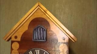 Zegar z kukułką Маяк - сделано в CCCP Thumbnail