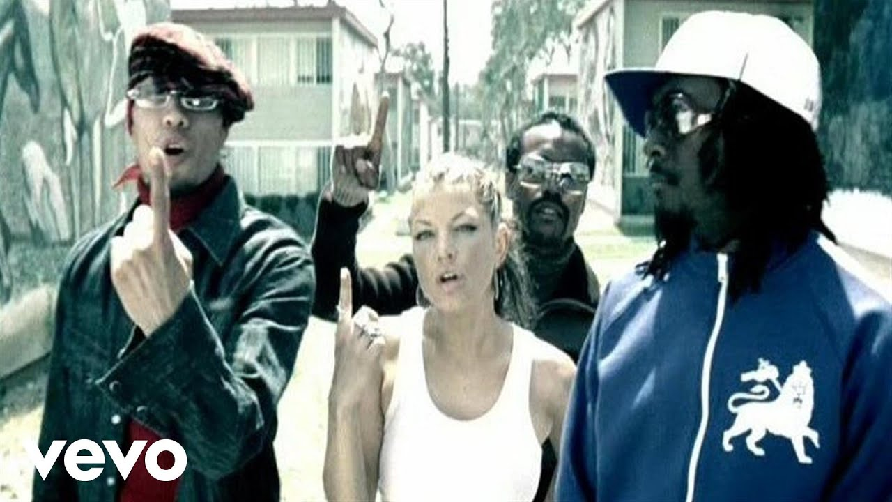 Download The Black Eyed Peas - Where Is The Love? (Official Music Video)