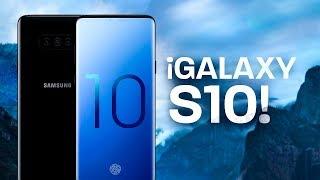 Samsung GALAXY S10 ¿Será así?